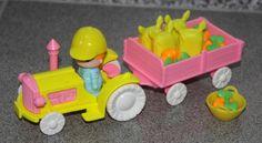 Pin Y Pon 80's: Ref. 2248 - Tractor