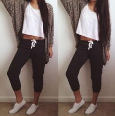 Nice outfit for a lazy day