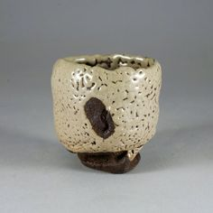 Items similar to Handbuilt Shino Guinomi, Coffee Cup, Wabi-Sabi Pottery, Rustic Ceramic Cup, Japanese Styled Wood Fired Bowl by Paul Fryman on Etsy Rustic Ceramics, Ceramic Techniques, Fire Bowls, Chawan, Close Up Pictures, Tea Bowls, Pottery Ideas, Ceramic Artists, Ceramic Cups