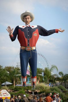 Big Tex – 2012 State Fair of Texas