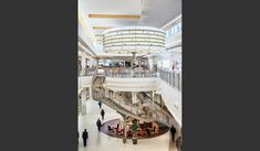 Galeria Bronowice - Interiors and Facade, Shopping Mall, Kraków-Poland, Bose Intenational Planning and Architecture