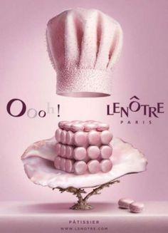 """Lenôtre - traiteur, """"Oooh !"""" - décembre 2012 - Support print - Toutes les images"""