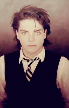 Gerard is an incredibly beautiful human.