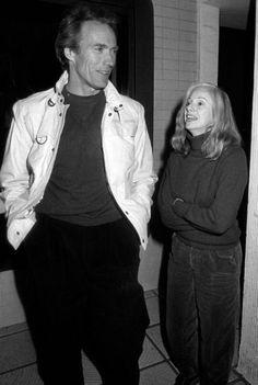 Clint and Sondra Locke
