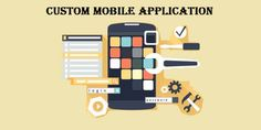 Custom mobile application development is a must for all online business whether small, medium, and large. Find the top 5 benefits of custom app development. Mobile Application Development, App Development, Online Business, Benefit, Tech Companies, Check