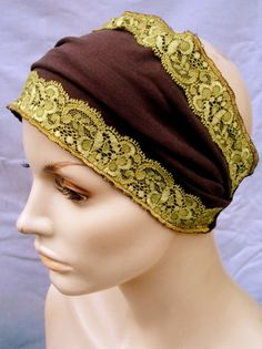 Womens Headband Ladies headbands by GypsyLoveHeadbands on Etsy. $24.00, via Etsy.