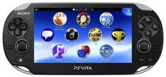 Impresionante, la nueva consola de SONY, Playstation VITA :)