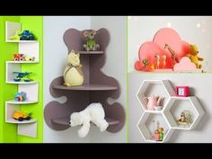 DIY ROOM DECOR! Easy Crafts Ideas at Home⚠️♥ - 15-MINUTE CRAFTS COMPILATION For 2017 - YouTube