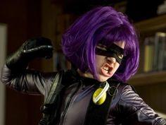 """Chloë Moretz as Mindy """"Hit Girl"""" Macready (Kick-Ass)"""