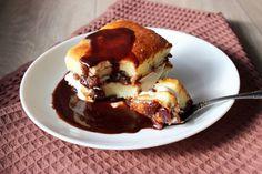 Gris cu lapte si ciocolata - Retete practice Romanian Desserts, Romanian Food, Romanian Recipes, Waffles, French Toast, Sweet Treats, Food And Drink, Beef, Cookies