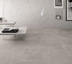 Carrelage Sol Et Mur Beige Effet Béton Live L X L Cm Pisos - Carrelage beton