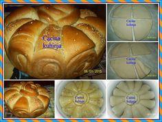 Cacina kuhinja: Posna pogaca za Badnje vece