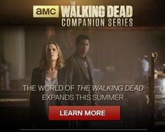 New The Walking Dead Companion Series Premiers This Summer