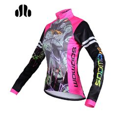 43.19$  Watch more here - http://aivux.worlditems.win/all/product.php?id=32248443444 - LANCE SOBIKE Autumn Women's Cycling Thermal Jacket-Lemon Cycling Long Jersey Autumn Winter Sports Riding Ropa Ciclista Jacket