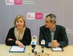 Natividad Ramírez encabezará la lista de UPyD