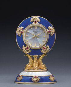 Patek Philippe Clock 1900