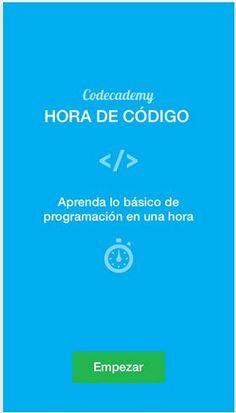 Curso gratis de programación con la aplicación Hora de Código de Codecademy para iOS [Actualizado]