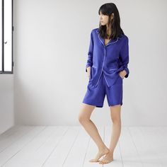 Image 3 of the product Buttoned silk jacket