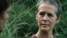 Carol (on Daryl)  Why do you care so much?