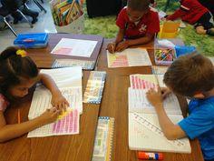 Math Journals!