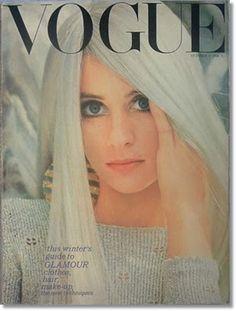 UK Vogue October 1966 - Jill Kennington
