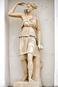 Photo about Sculpture Afrodita ancient greek mythology. One photo from the serias. Image of object, carving, ancient - 4649262 Ancient Greek Sculpture, Greek Statues, Ancient Greek Art, Ancient Greece, Roman Sculpture, Sculpture Art, Ancient Greek Costumes, Greek Pottery, Greek Gods