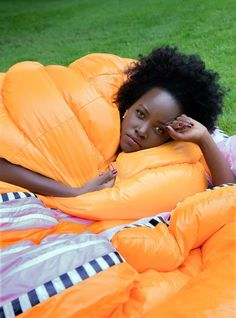 Afro, Elaine Welteroth, Vanity Fair Magazine, Lupita Nyongo, Rehearsal Dress, Hollywood, Moncler, Her Hair, Perfect Wedding