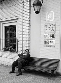 The Lonely Companion  Photographer: Steven Williams  Location: Colonia, Uruguay  September 2007  www.steveslefteye.net