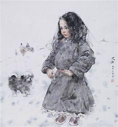 2014 Ai Xuan (艾軒; b1947, Jinhua, Zhejiang Province, China)