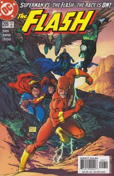 The Flash #209 - Fast Friends (Issue)