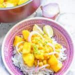 Filipino Empanada - Simply Bakings Chicken Empanada Recipe, Empanadas Recipe, Cinnamon Roll Bites Recipe, Cinnamon Rolls, Filipino Empanada, Vegetarian Side Dishes, Hearty Meal, Salted Butter, Brunch