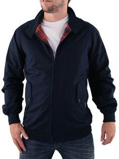 Baracuta Navy The G9 Harrington Jacket