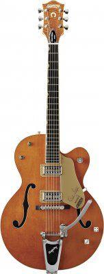 Gretsch G6120SSLVO Brian Setzer Nashville - it doesn't get any more Rockabilly than this.