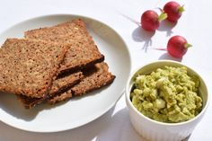 egg and avocado spread. Really easy and healthy :)