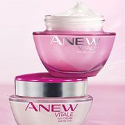 Anew day and night creams are just what you need for your night and day routine. if you are in your late and this regimen will give a more youthful skin. It helps reduce the appearance of enlarge pores. Wake up with a rested face with vitale. Best Night Cream, Anti Aging Night Cream, How To Apply Lipstick, How To Apply Makeup, Skin Care Regimen, Skin Care Tips, Firming Eye Cream, Concealer Palette, The Balm