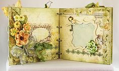 Mini album. Designs by Robin: You - Mini Book