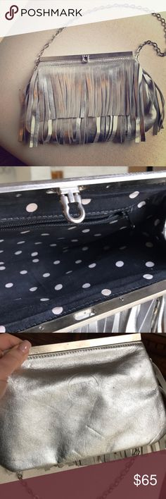 """Tes Leather clutch, handbag, evening bag Pre owned but good condition, this beautiful bag retails for $230.00 See some additional information in the description photo. 10.5wide X 7"""" Long. Tes handbags Bags Mini Bags"""
