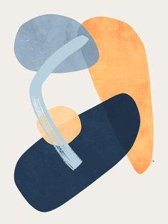 Mila Framed Art Print by Tracie Andrews - Conservation Natural - LARGE Minimalist Art, Geometric Art, Pattern Wallpaper, Framed Art Prints, Wallpaper Backgrounds, Art Inspo, Modern Art, Art Drawings, Abstract Art
