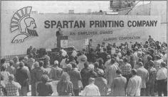 "Sparta, our very own ""Comic Book Factory"" http://bit.ly/1KTW1vN #SpartaIllinois #ComicBooks"