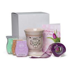 Warm Her Heart Gift Bundle--Scentsy warmer, bars, gift box/ribbon, and a Sincerely Scent Card. Great Mothers Day Gifts, Mothers Day Special, Special Gifts, Mother Day Gifts, Gifts For Mom, Scentsy, Gift Ribbon, Wax Warmers, Perfect Mother's Day Gift