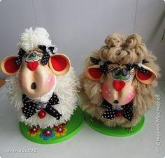 Страна мастеров поделки к новому году 2015 своими руками как сшить овечку