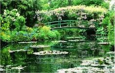 Giverny's Pond