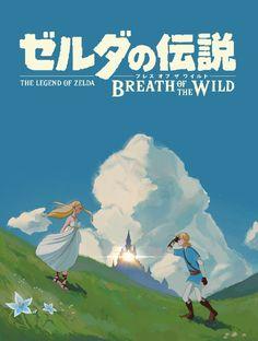 Breath Of The Wild, Zelda Breath Of Wild, Legend Of Zelda Breath, Ben Drowned, Dorm Posters, Fan Poster, Link Art, Good Movies To Watch, Movie Covers