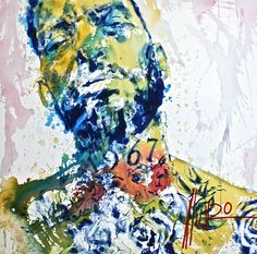 """""""with my glory"""" Men Of Courage, South African Artists, Portrait Art, Waves, Artwork, Painting, Art Work, Work Of Art, Auguste Rodin Artwork"""