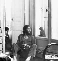 30 Renowned Authors Inspired By Cats Julio Cortazar