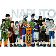 NARUTO ❤ liked on Polyvore featuring naruto and anime