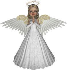 Girl Angel 3D PNG Picture by joeatta78 on DeviantArt