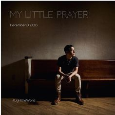 David Archuleta.  My Little Prayer. #Christmas #LightTheworld