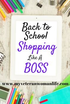 Back to school shopping doesn't have to break the bank.  This article offers tips on ways to save using savings apps, school supply giveaways, and discount stores.