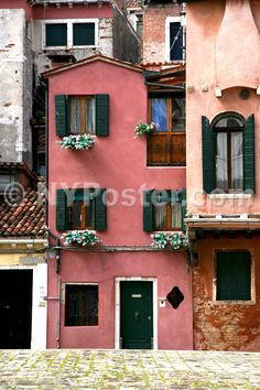 http://www.nyposter.com/images/Art-Giclee-Prints-Posters/House-with-Pink-Flowers-Venice-Italy-MP2702-lg.jpg